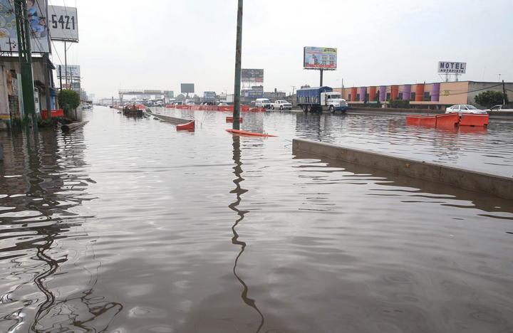Alertan por lluvias en el DF