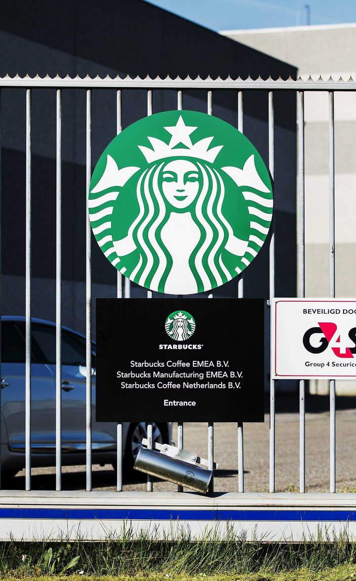 Podrán pagar el cafe  Starbucks con celular