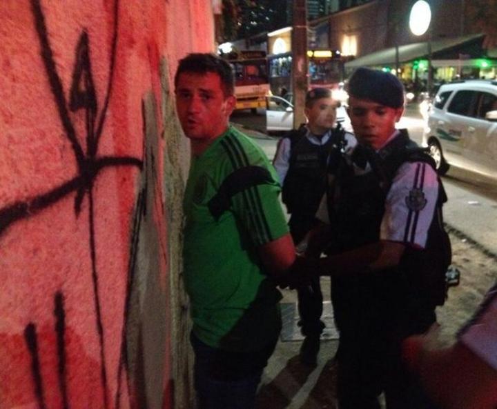 Detienen a funcionarios panistas por agresión en Brasil