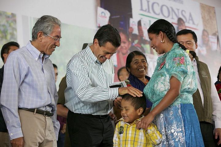 Niega EPN competir con gobierno estatal