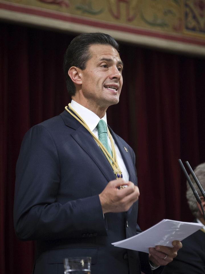 Materializar reformas llevará tiempo: EPN