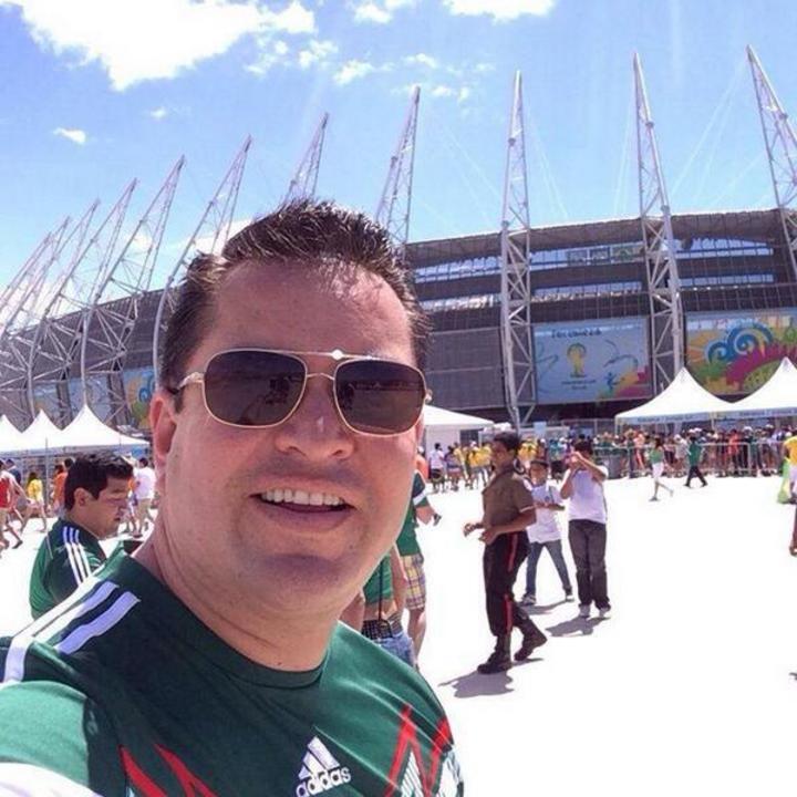 Reconoce alcalde de Naucalpan que viajó a Brasil pese a tragedia