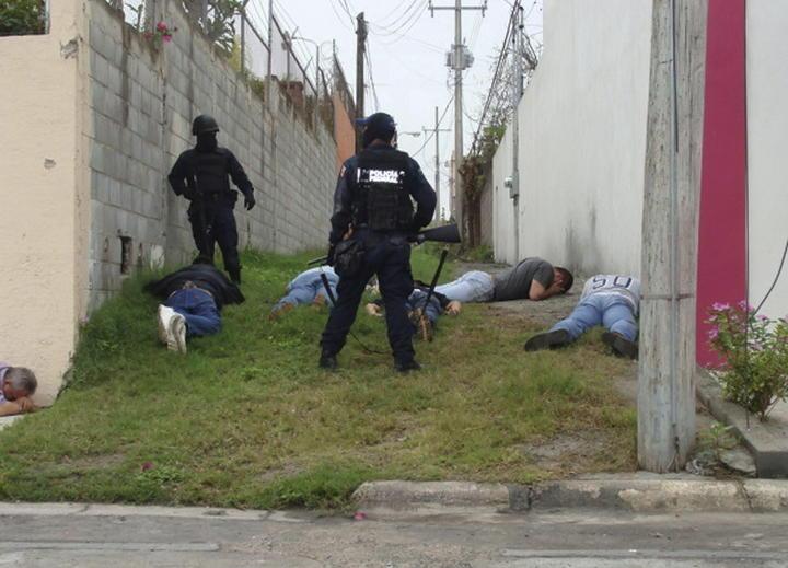 Reporta Osorio baja de violencia en Tamaulipas