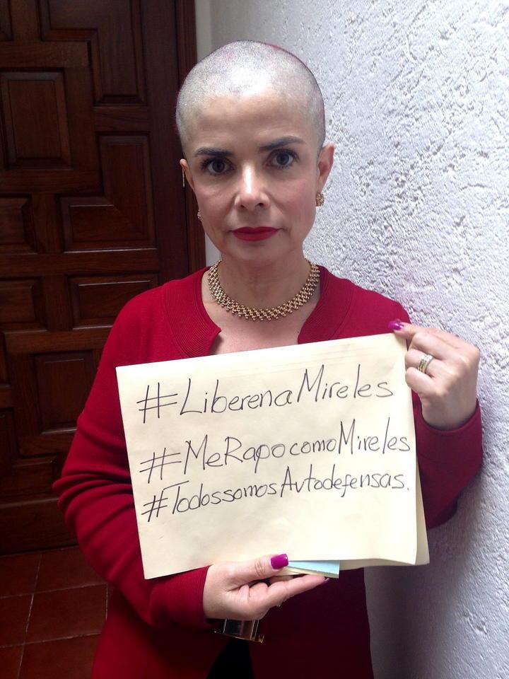 No nos quitarán la voz por raparnos: abogada de Mireles