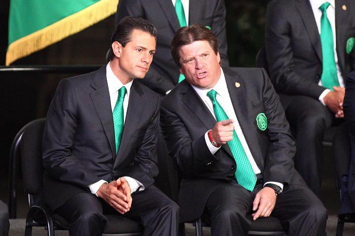 Peña Nieto también asegura que