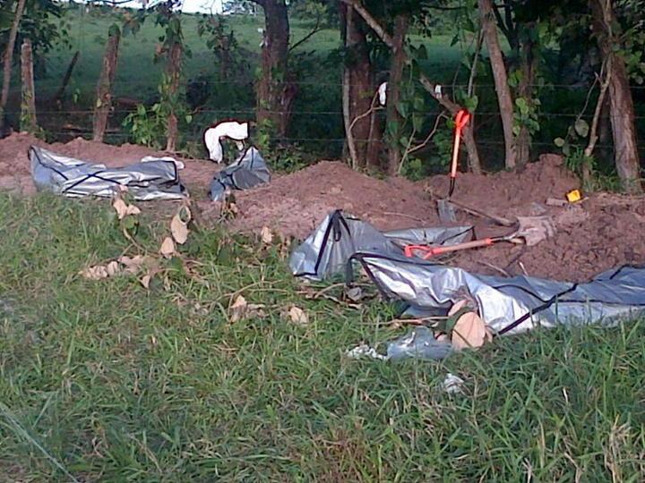 CNDH indaga hallazgo de fosas clandestina en Veracruz