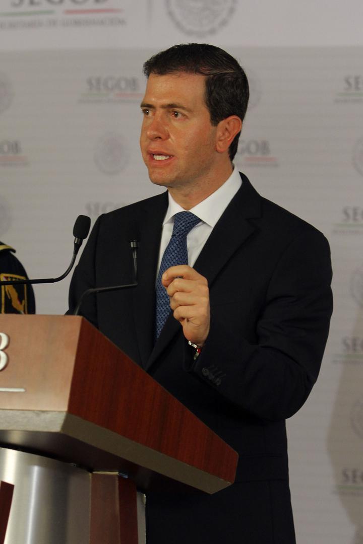 En Michoacán ya no hay autodefensas, afirma Castillo