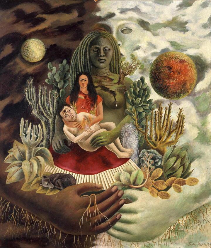 En Edomex abren exposición fotográfica de Frida Kahlo