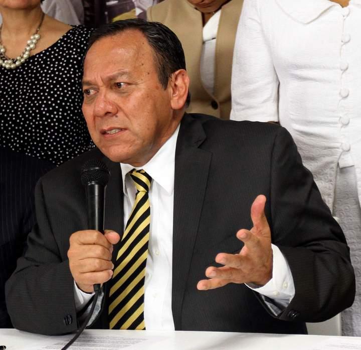 PRD reprocha a INE no asumir liderazgo