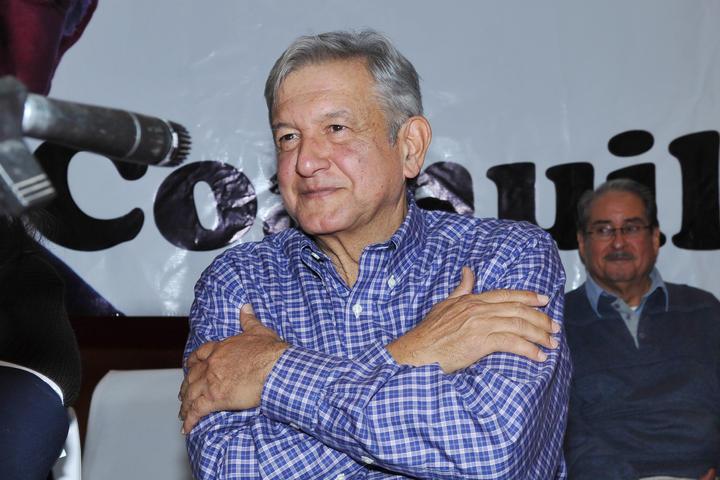 Morena, gran aporte a la vida pública del país: AMLO