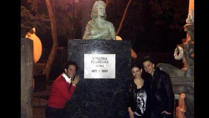 """Actriz ofrece disculpa por """"malentendido"""" en la Rotonda"""
