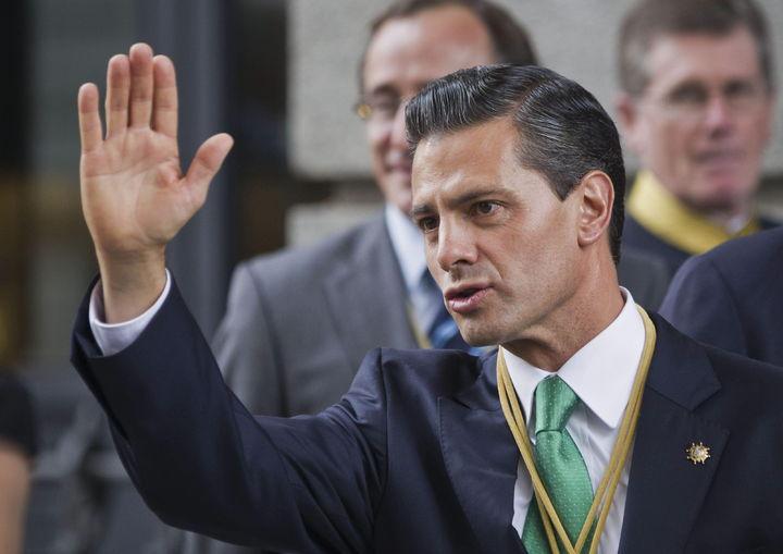 Usuarios los más beneficiados: Peña Nieto