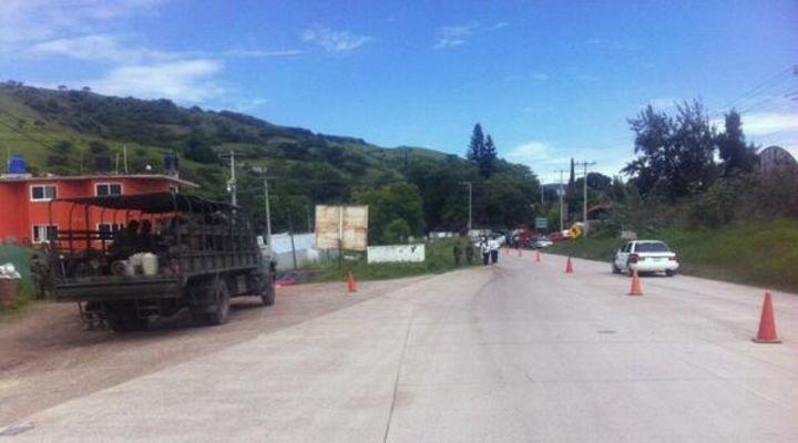Catorce muertos en tres días en Guerrero