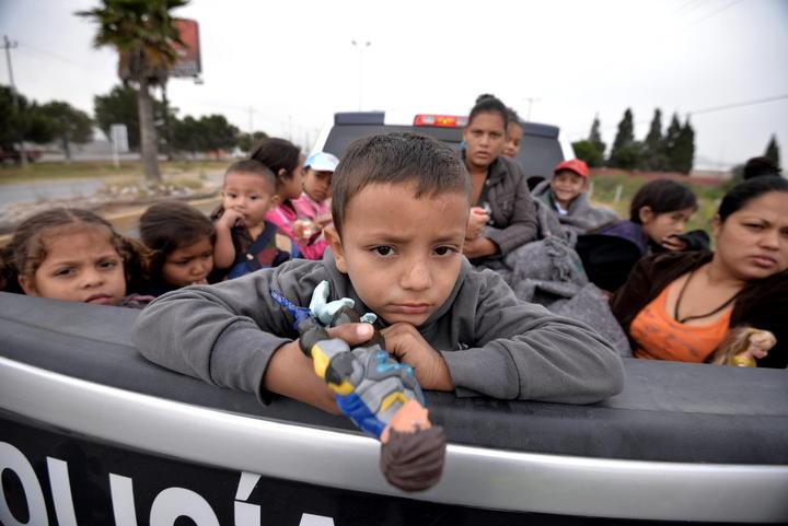 Rechaza SRE actos que afecten a migrantes