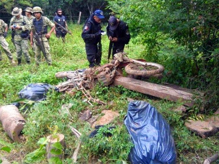 Confirma PGJE que restos encontrados son de