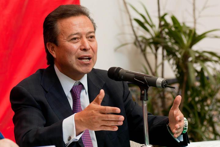 Camacho Quiroz convoca a mantener transparencia en el PRI