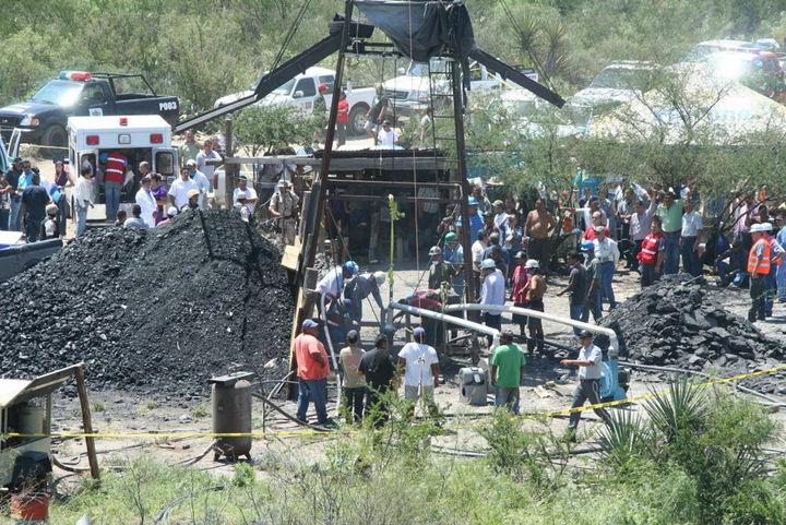 Garantizan derechos mineros