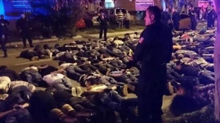 Liberan a jóvenes detenidos en fiesta masiva