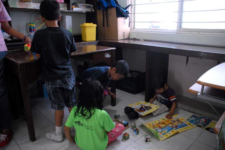 Desatienden autoridades albergues infantiles