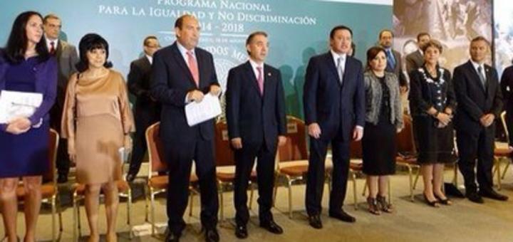 Resalta Osorio baja de delitos en Coahuila y Durango