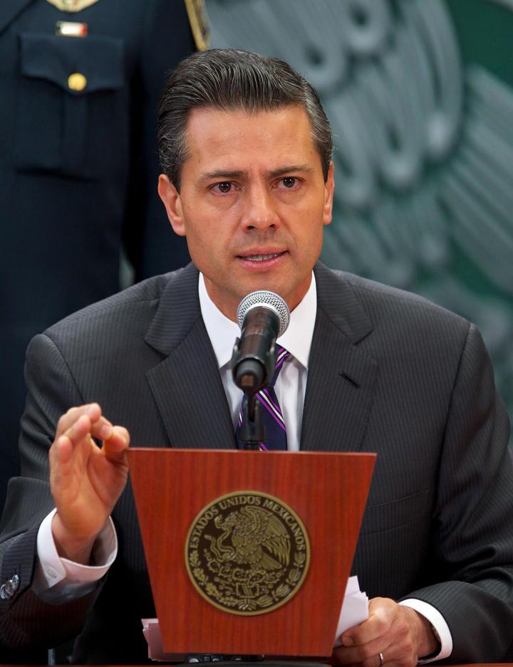 Rechaza EPN que reforma energética sea antipatriótica