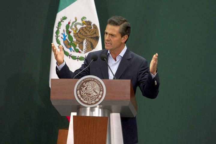 Prevé Peña Nieto 500 mil empleos en 5 años por energética