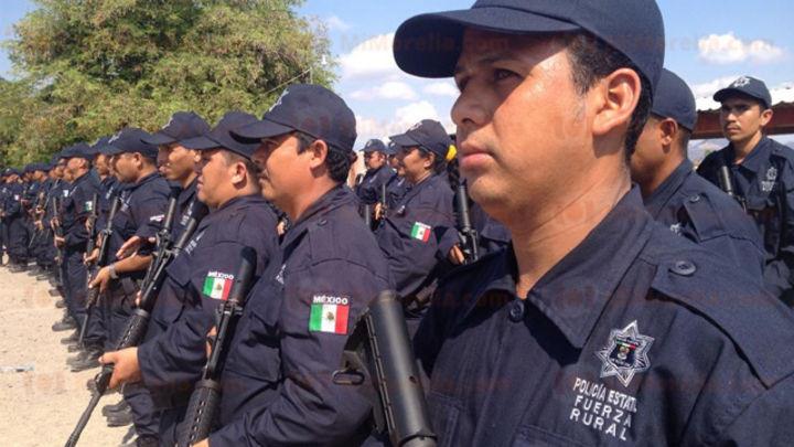 Policías rurales sufren emboscada