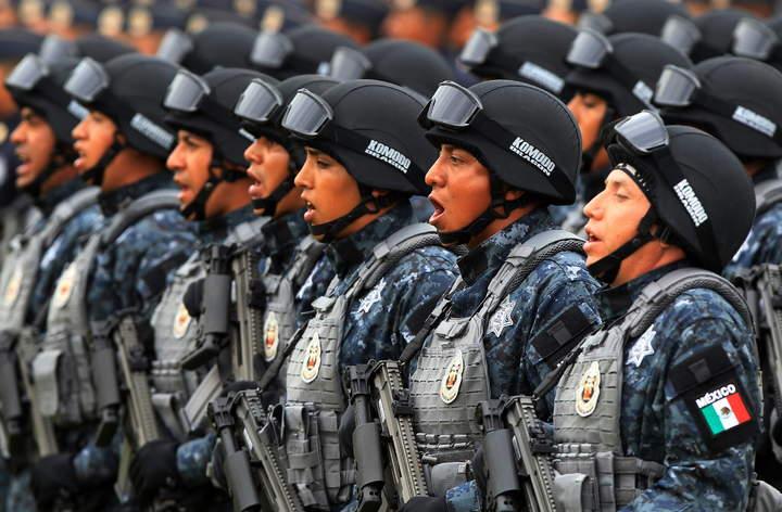 Arranca la Gendarmería