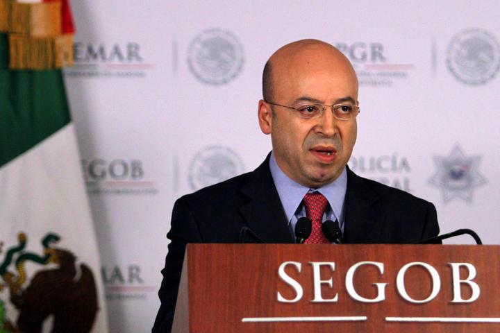 Se percibe reducción de secuestros: coordinador nacional