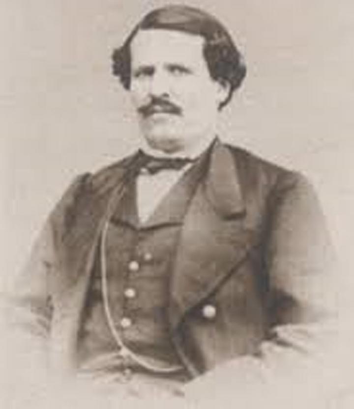 Benito Juárez, en la hda. de Santa Rosa (Gómez Palacio)