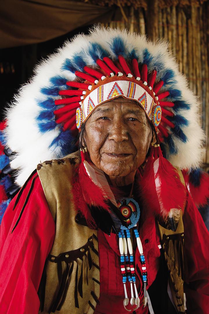 muere líder tribu kikapú