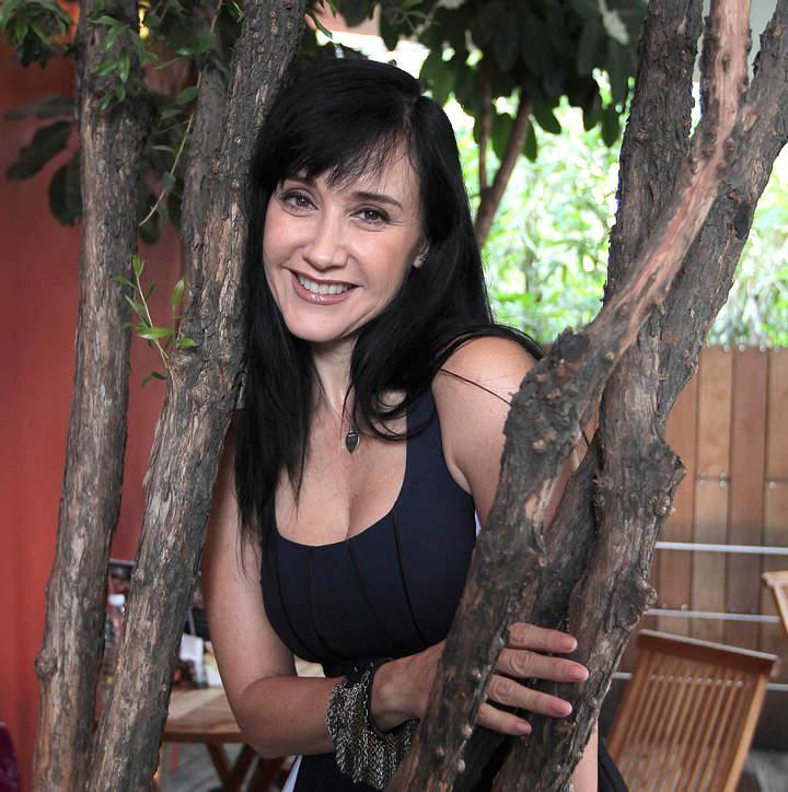 Susana Zabaleta, talento y sensualidad