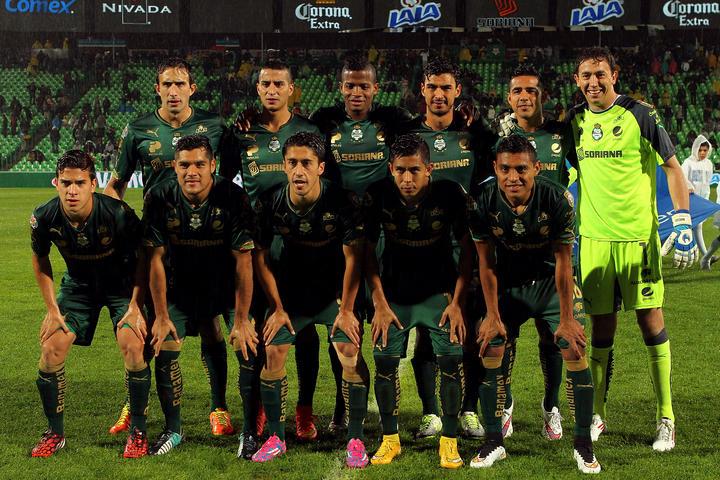 Santos Laguna, el mejor equipo de Concacaf en 2014