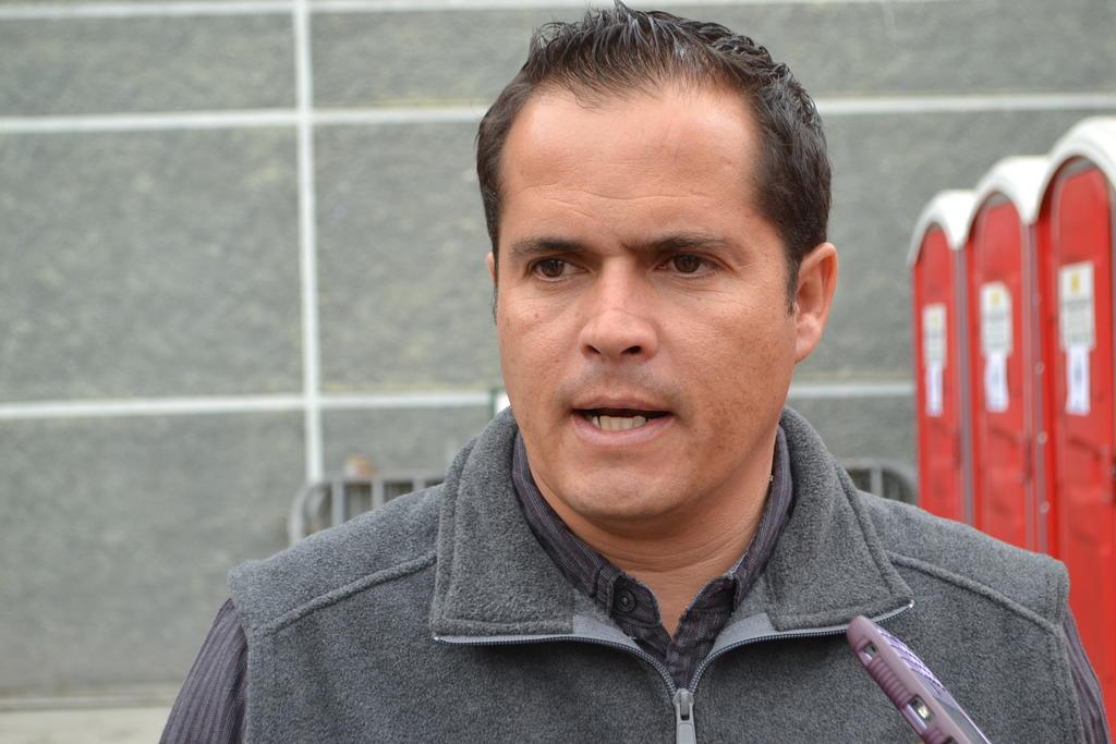 Separan a Alberto Porragas de Protección Civil... Una semana