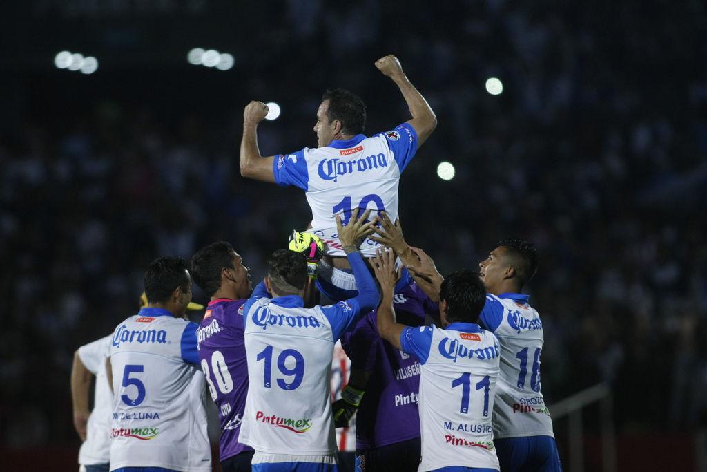Puebla, entre los máximos ganadores de Copa