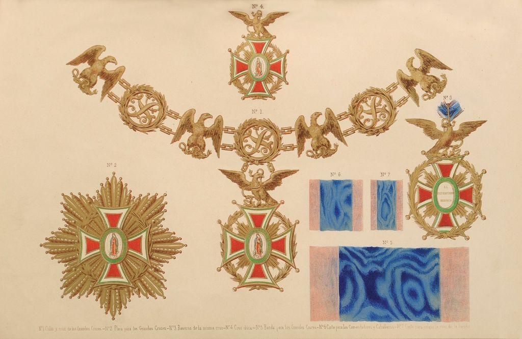 Su Alteza Serenísima ó 1823 en 1853