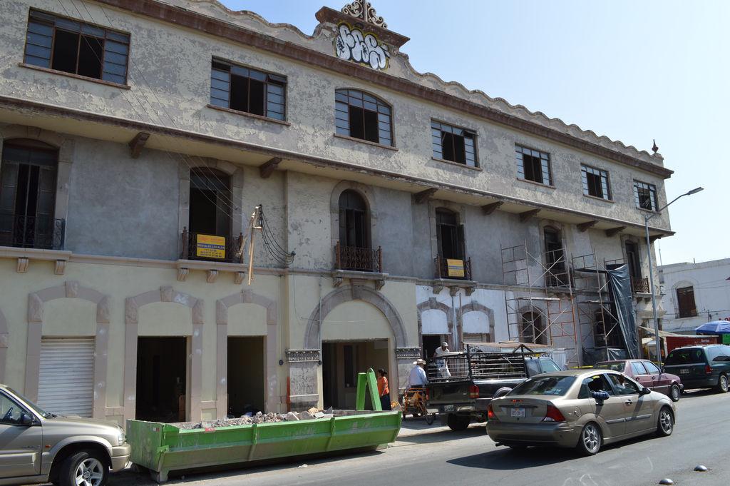Cierran bar del hotel Francia de Torreón