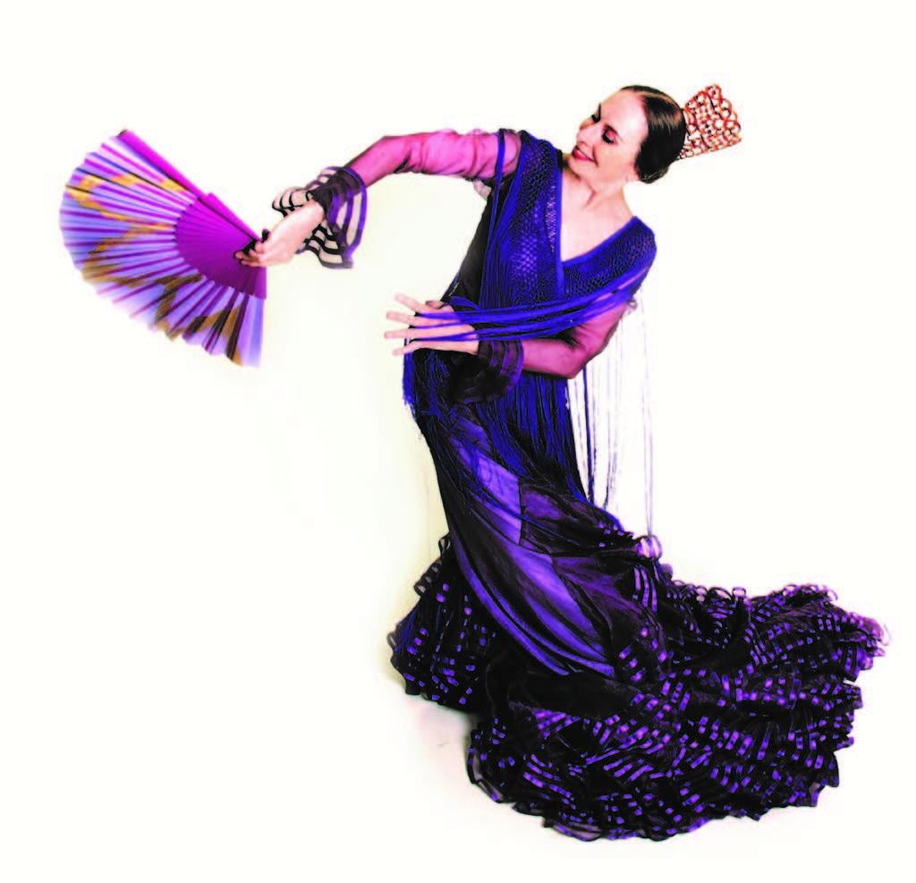 Pilar Rioja, una leyenda viva