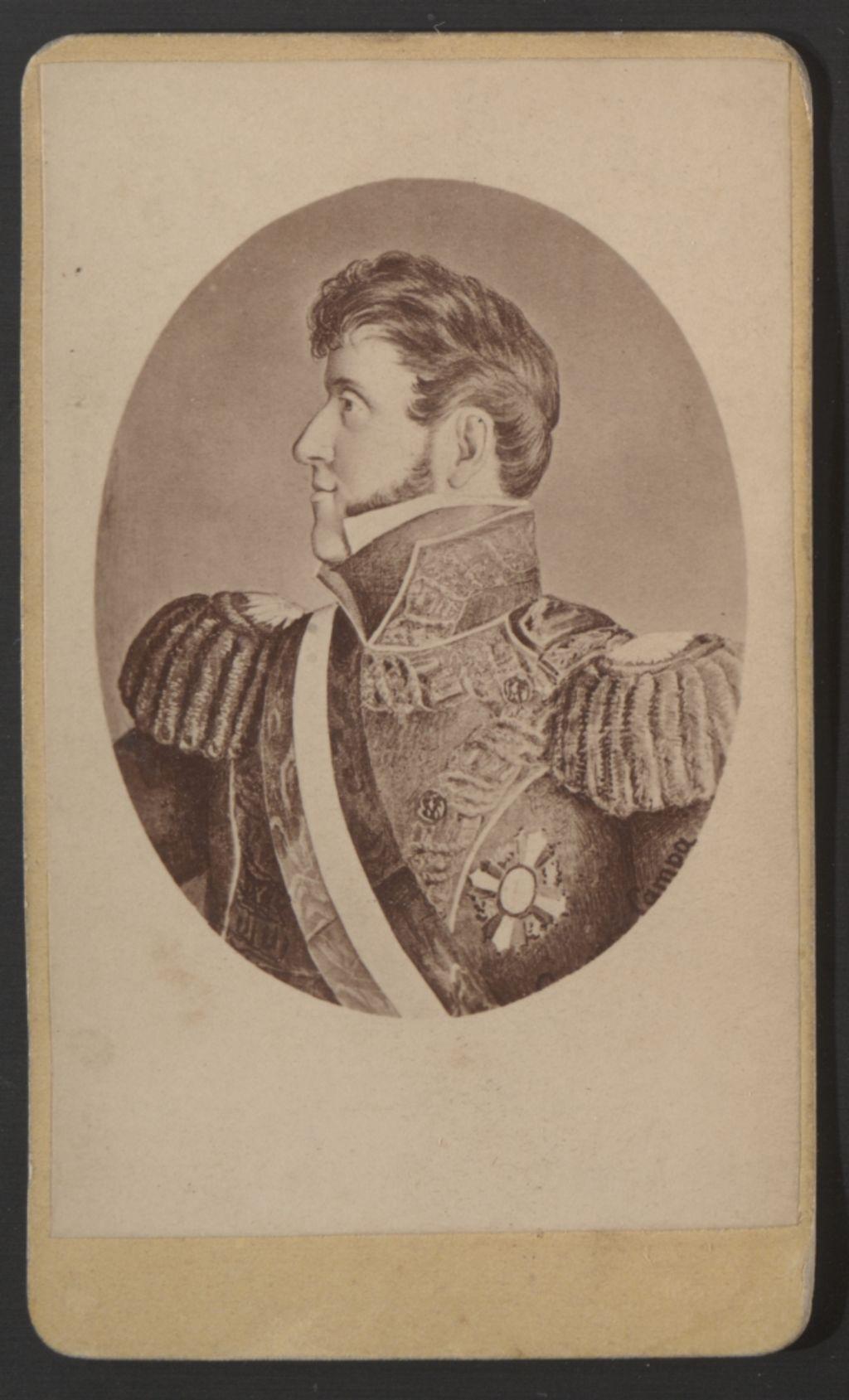 Precursor revolucionario, Príncipe mexicano: Agustín de Iturbide y Green.