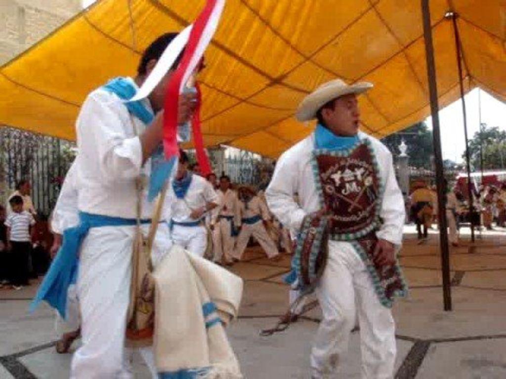 Danza de los Arrieros, baile tradicional del Centro de México