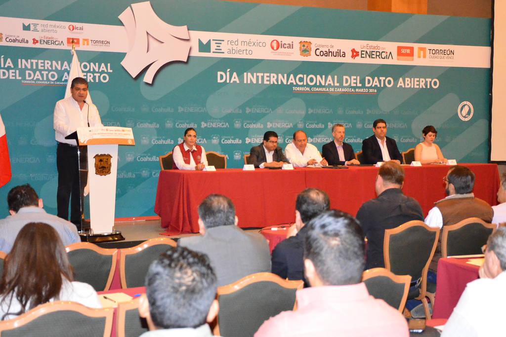 Torreón es sede de Datos Abiertos