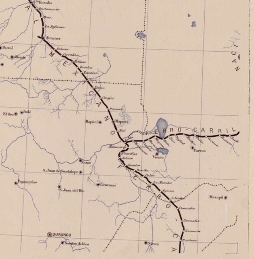 1° de marzo de 1888, el día que nació Torreón