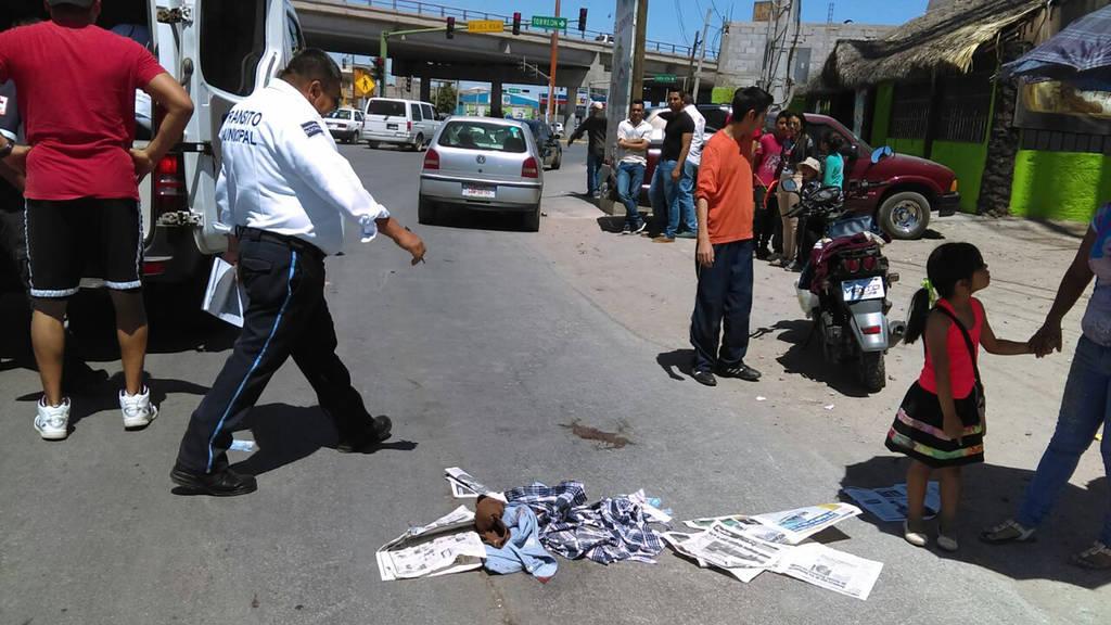 Alcalde de Tlahualilo causa choque