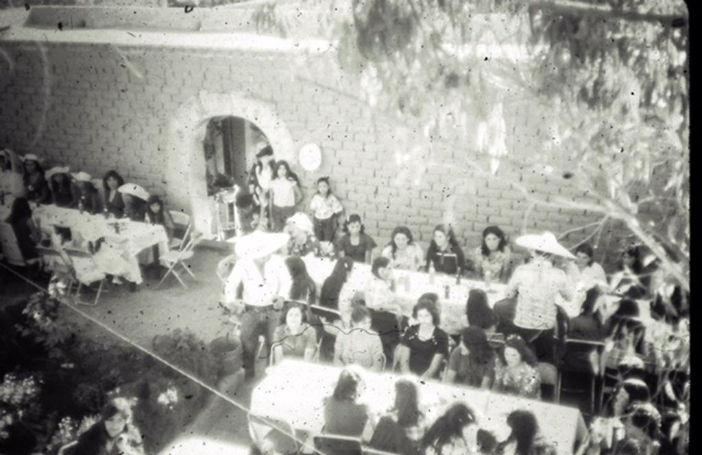 Noviazgo y matrimonio en una parte de La Laguna