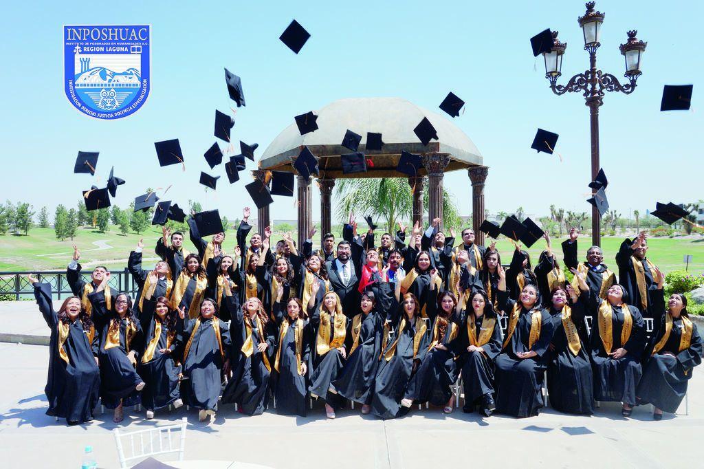 Graduación de Licenciados en Criminología y Ciencias Forenses
