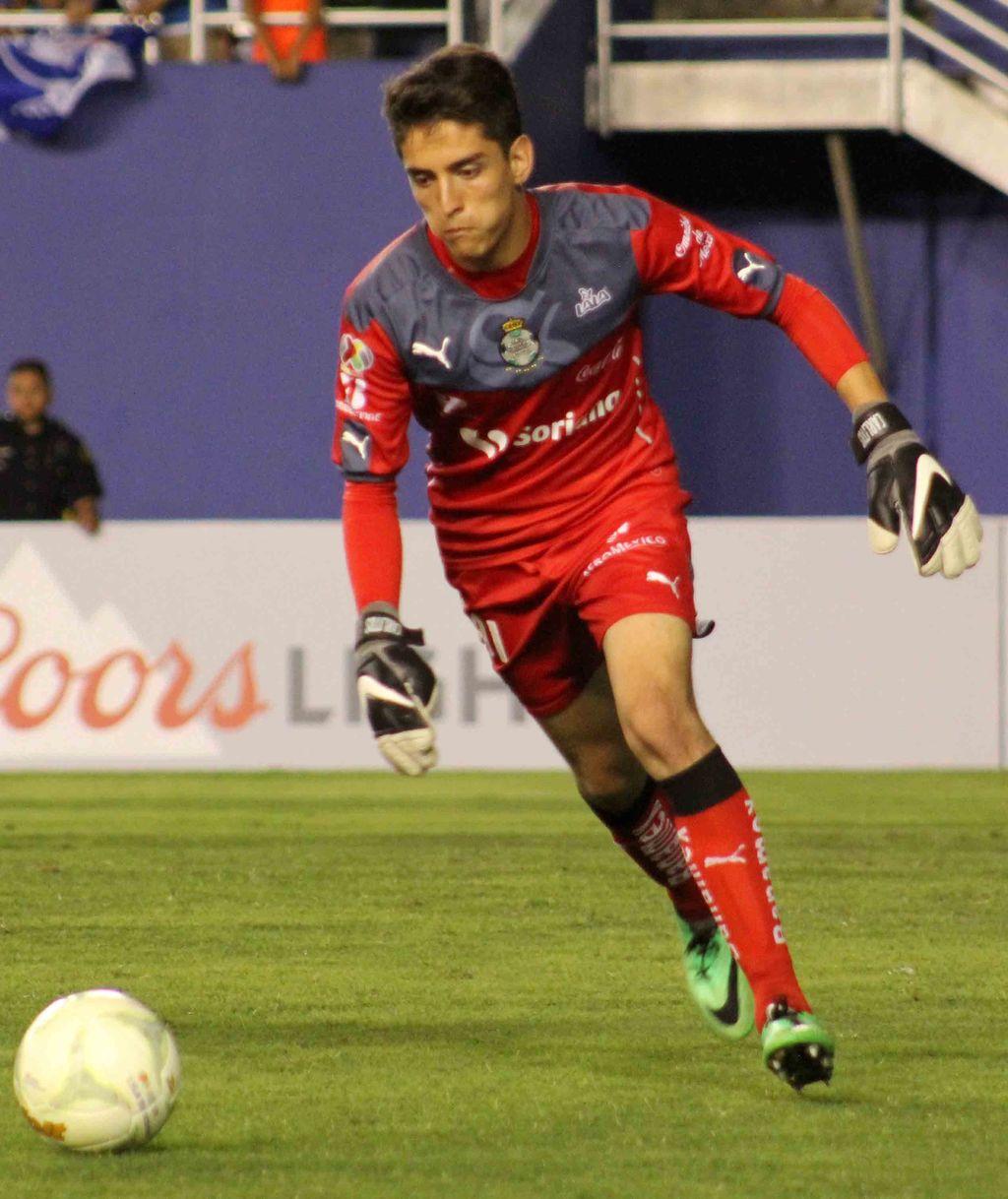 Sueña Carlos Acevedo con su debut en la Liga MX