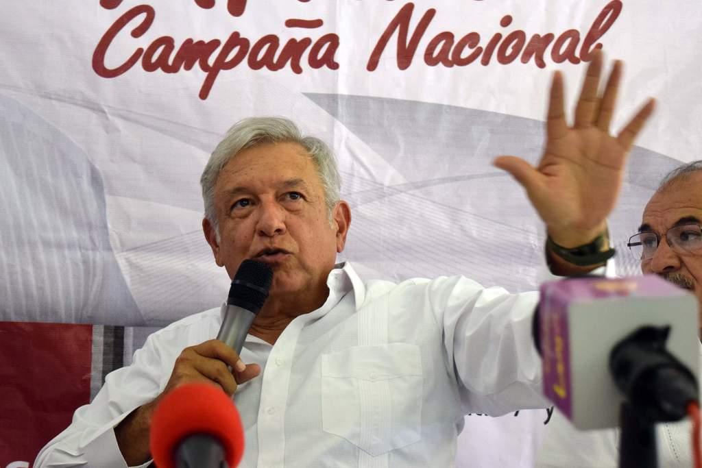La '3 de 3' de López Obrador desata polémica