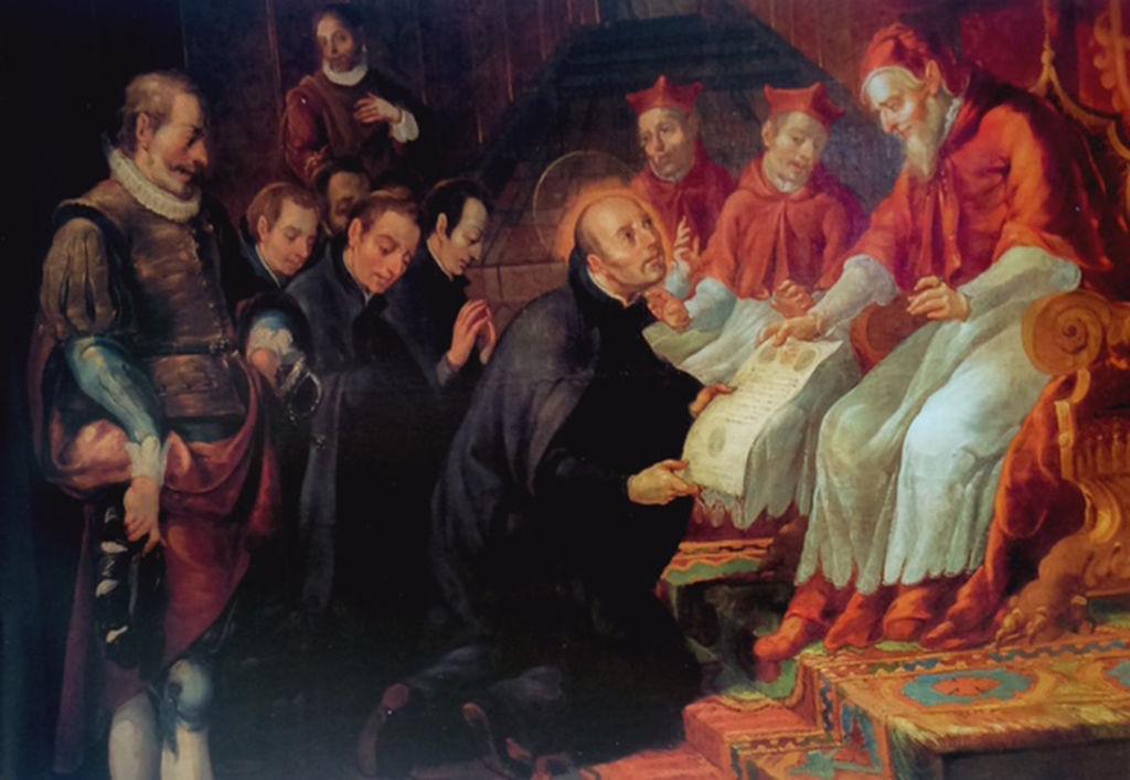 Los jesuitas; supresión y restauración