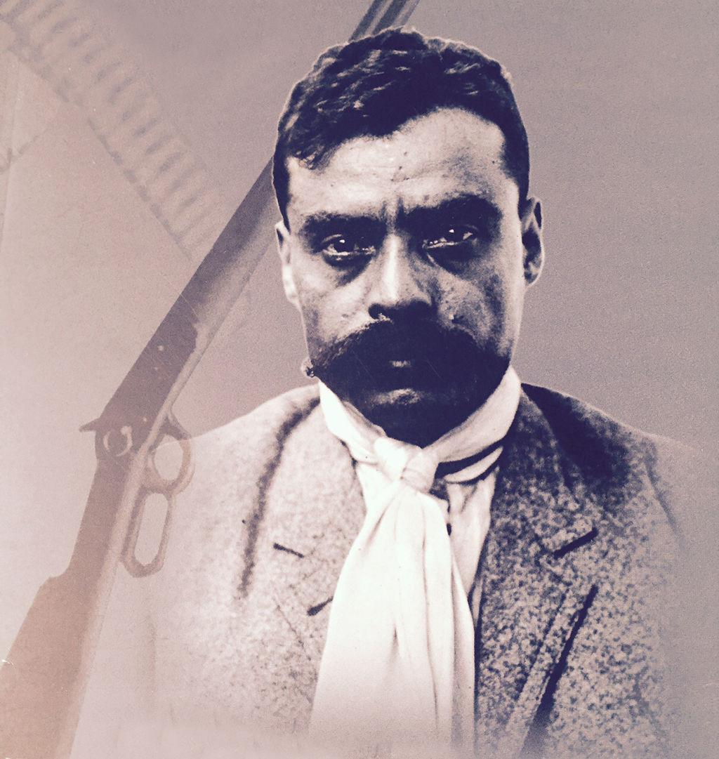 ¡Arriba Zapata!