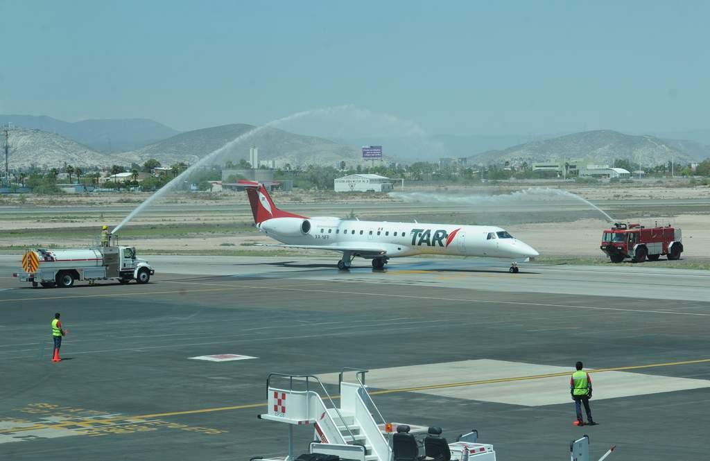 Conectará TAR a Torreón con Querétaro